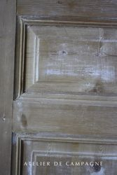 #29/287 FRENCH PINE DOORS DETAIL