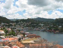 The Lagoon; Caribbean sailing vacation