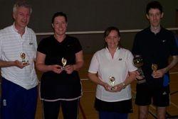 American Tournament Winners & Runners Up