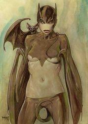 Woman Bat