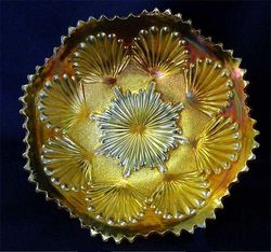 Shell and Sand bowl, marigold
