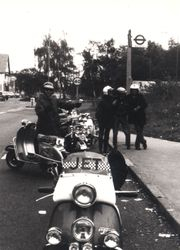 A23 Crusaders In South London
