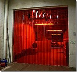Welding PVc strip Curtain