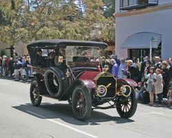 1912 Pierce-Arrow 48-SS 7 Passenger Touring