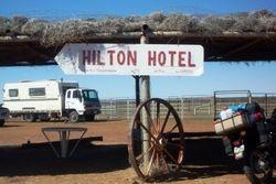 Sign opposite the Middleton Hotel - Sep 2007