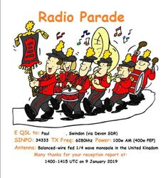Radio Parade