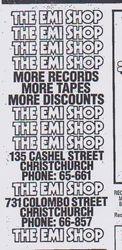 EMI Shop Christchurch