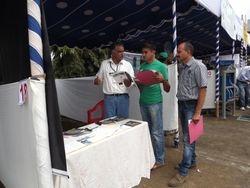 Delegates At FPSC Stall