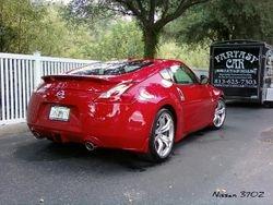 Louise G.--------Nissan 370Z