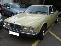 1980s Daimler soveriegn