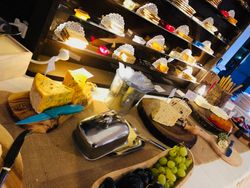 Cheese table hire