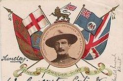 Robert Baden-Powell Mafeking Celebration Card