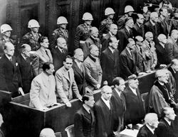 The War Crimes Trial Begins....