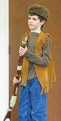 Davey Crockett (Charlie)