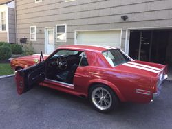 1.68 Mustang
