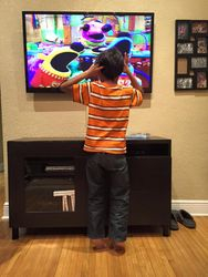 I love my TV!