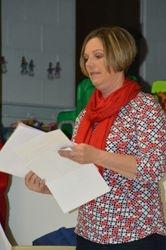 Karen Robb...our President of the mont