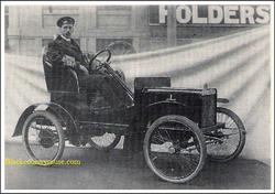 A Rover. 1905.