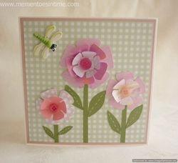 Flower Template 6