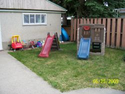 Backyard Toys