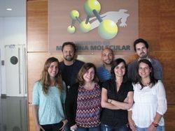 Prudencio lab - June 2013