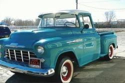 35. 57' Chevrolet 3100 p/u.