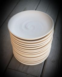 Bisque fired & ready to glaze.