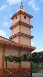 Torre iglesia Veracruz