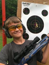 Nate & his target