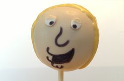 Chris Griffin Cake Pops