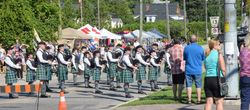 Paris Port Dover Pipe Band