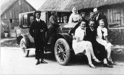 Hotell Lerhamn 1930