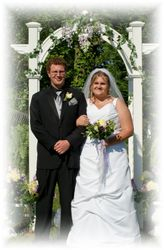 Mr and Mrs Perry Gause