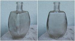 Antikvarinis daugiakampis butelis. Kaina 7