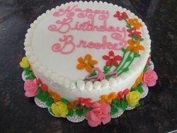 Flower Base Cake (2)