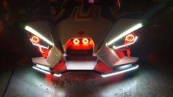 Polaris Slingshot LEDs