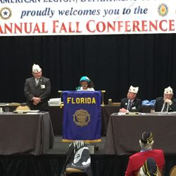 Addressing the Fall Conference