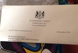 Reply from DOWNING STREET