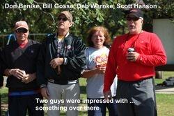Don, Bill, Deb, Scott