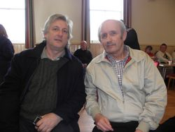 Barry Cooper, Nigel Hanmore