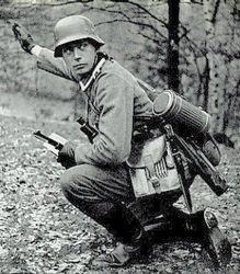 Infantry NCO: