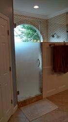 Tile shower and bathroom remodel