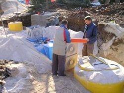 RAIN - Konfiguracija za tretman prvih oborinskih voda za povrsine do 100.000 m2