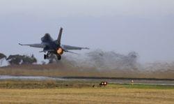F1-11 Take Off