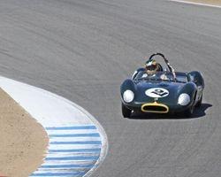 Winner : 1955-1961 Sports Racing Cars Under 2000cc