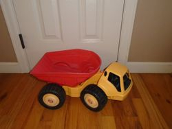 Vintage Little Tikes Front End Loader, Dump Truck & Cement Truck- 3 - $70