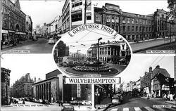 Wolverhampton Postcard.