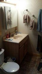 Bathroom Sink/ Vanity