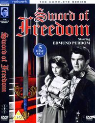 Sword of Freedom - Complete Series DVD Set (UK reg. 2 release)