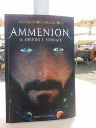 Un mio lettore di Roma al mare di Ostia a Giugno 2014